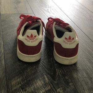 Adidas Stan Smith Limited Edition Red